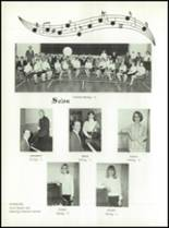 1969 Stratton High School Yearbook Page 60 & 61