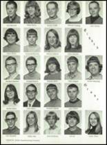 1969 Stratton High School Yearbook Page 66 & 67