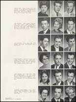 1963 Marysville High School Yearbook Page 20 & 21