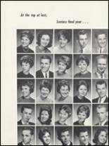 1963 Marysville High School Yearbook Page 28 & 29