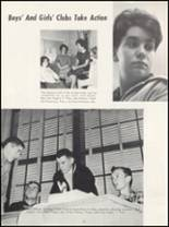 1963 Marysville High School Yearbook Page 52 & 53