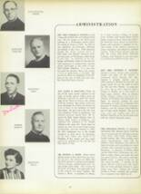 1957 Power Memorial Academy Yearbook Page 20 & 21