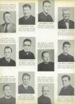 1957 Power Memorial Academy Yearbook Page 22 & 23