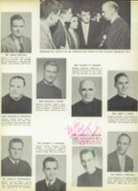 1957 Power Memorial Academy Yearbook Page 24 & 25