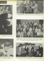 1957 Power Memorial Academy Yearbook Page 34 & 35