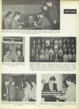 1957 Power Memorial Academy Yearbook Page 48 & 49