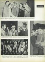 1957 Power Memorial Academy Yearbook Page 50 & 51