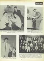 1957 Power Memorial Academy Yearbook Page 54 & 55