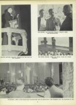 1957 Power Memorial Academy Yearbook Page 60 & 61
