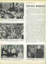 1957 Power Memorial Academy Yearbook Page 64 & 65