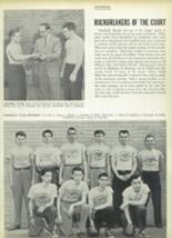 1957 Power Memorial Academy Yearbook Page 104 & 105