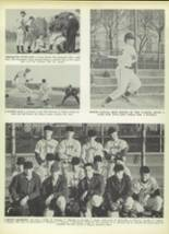 1957 Power Memorial Academy Yearbook Page 106 & 107