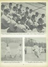 1957 Power Memorial Academy Yearbook Page 108 & 109