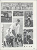 1982 Boone High School Yearbook Page 32 & 33