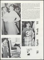 1982 Boone High School Yearbook Page 34 & 35