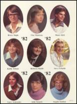 1982 Boone High School Yearbook Page 48 & 49