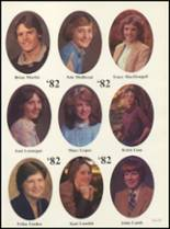 1982 Boone High School Yearbook Page 56 & 57