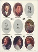 1982 Boone High School Yearbook Page 60 & 61