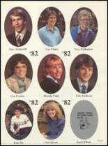 1982 Boone High School Yearbook Page 62 & 63