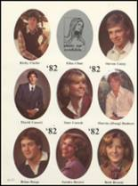 1982 Boone High School Yearbook Page 66 & 67