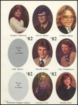 1982 Boone High School Yearbook Page 68 & 69