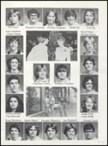 1982 Boone High School Yearbook Page 76 & 77