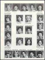 1982 Boone High School Yearbook Page 78 & 79