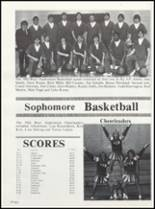 1982 Boone High School Yearbook Page 82 & 83