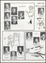 1982 Boone High School Yearbook Page 94 & 95