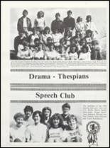 1982 Boone High School Yearbook Page 98 & 99