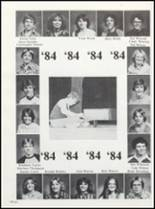 1982 Boone High School Yearbook Page 100 & 101
