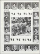 1982 Boone High School Yearbook Page 102 & 103