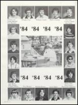 1982 Boone High School Yearbook Page 108 & 109