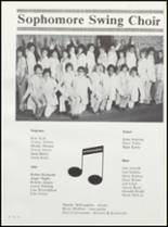 1982 Boone High School Yearbook Page 118 & 119
