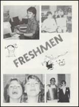 1982 Boone High School Yearbook Page 122 & 123