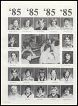 1982 Boone High School Yearbook Page 124 & 125