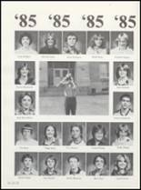 1982 Boone High School Yearbook Page 126 & 127