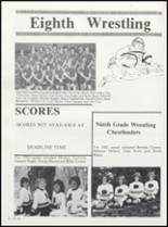 1982 Boone High School Yearbook Page 138 & 139
