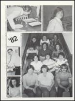 1982 Boone High School Yearbook Page 142 & 143