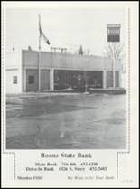 1982 Boone High School Yearbook Page 154 & 155