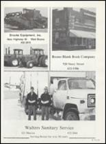 1982 Boone High School Yearbook Page 162 & 163