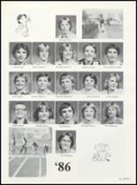 1982 Boone High School Yearbook Page 188 & 189