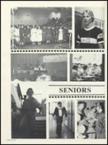 1982 Boone High School Yearbook Page 206 & 207