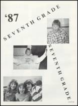 1982 Boone High School Yearbook Page 212 & 213