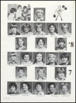 1982 Boone High School Yearbook Page 220 & 221