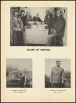 1951 Clyde High School Yearbook Page 14 & 15
