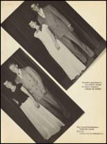 1951 Clyde High School Yearbook Page 30 & 31