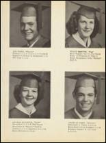 1951 Clyde High School Yearbook Page 34 & 35