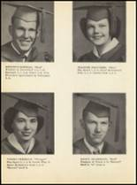 1951 Clyde High School Yearbook Page 38 & 39