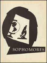1951 Clyde High School Yearbook Page 48 & 49